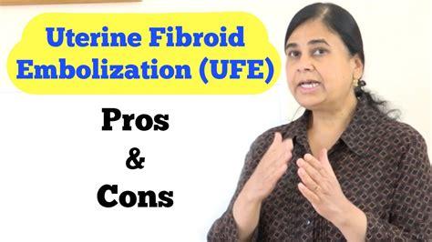 uterine film india pros cons of uterine fibroid embolization ufe ut