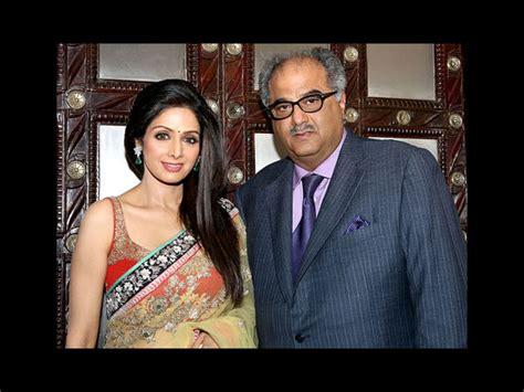 sridevi productions sridevi to play in her husband boney kapoor s production