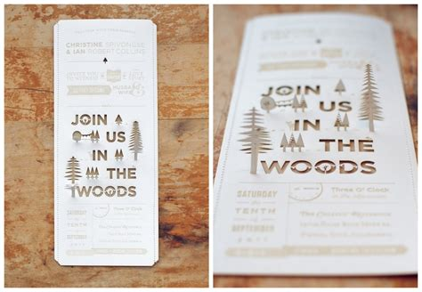 Wedding Invitation Idea by Creative Wedding Invitation Inspiration
