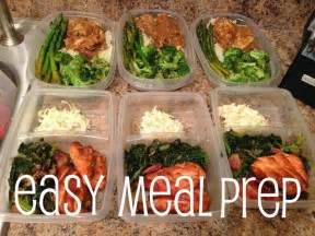 diary of a fit mommy easy meal prep