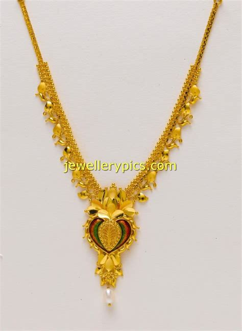 gold haram gold mini haram desisgns jewellery designs