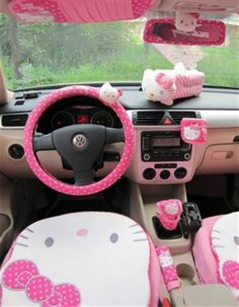 Hello Car Interior by 1000 Images About Pink Hello Car Stuff On