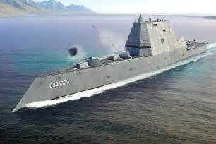 Ddg 1000 uss zumwalt class next generation guided missile destroyer is