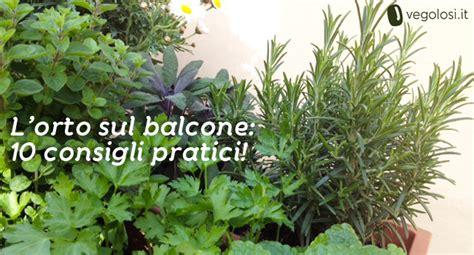 l orto in terrazza orto sul balcone 10 consigli pratici vegolosi it