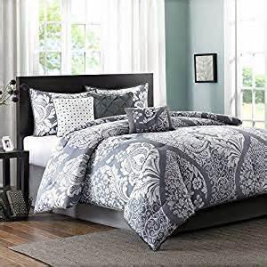 amazon com king size comforter set in modern paisley
