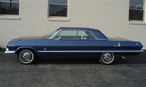 1963 chevrolet impala ss 1963 chevrolet impala ss 2 door hardtop 39877
