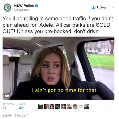 adele has never driven a car with a standard transmission before how to get to adele on time after sydney transport chaos