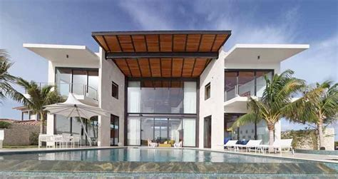 caribbean architecture bonaire house by silberstein architect
