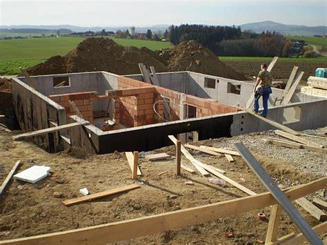 terrasse unterkellern monsterhaus eigenheim die richtige planung