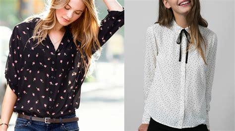blusas de moda 2016 moda juvenil 2016 youtube blusas de moda oto 241 o invierno colecci 243 n 2016 2017 youtube