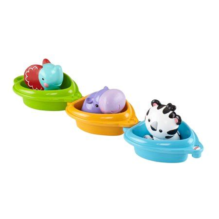 fisher price bath toy boat fisher price scoop link bath boats walmart