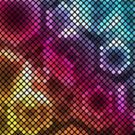 mosaic background colorful mosaic background vector free download