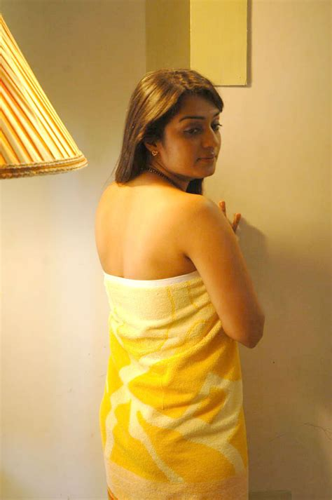 hot bathroom images nikitha hot spicy in bath towel photos hot actress picx