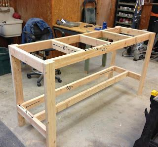 diy shop bench 301 moved permanently