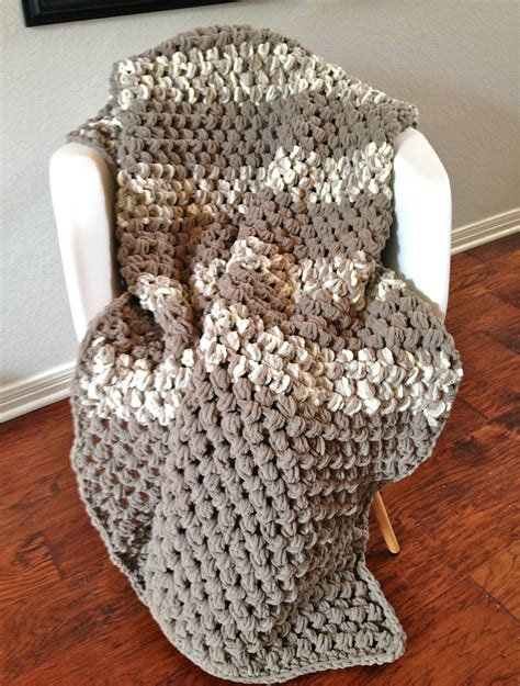 Free Patterns Bernat Baby Blanket Yarn by Bernat Not Just For Baby Blanket Vickie Howell