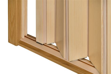 Wood Accordion Doors by Wooden Folding Doors High Quality