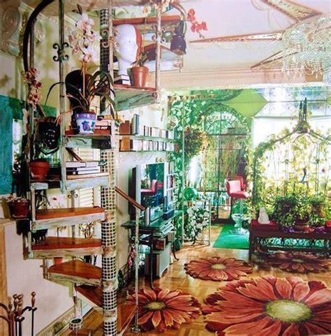 Hippie Interior Design by Detail Flowers Interior Design Room Image 343662 On