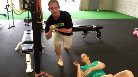 8 Rack Position by Posterior Shoulder In The Front Rack Position