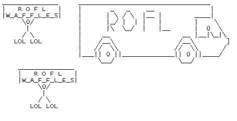 fiori ascii directory listing of lol ascii
