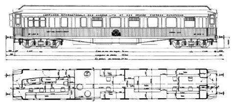 carrozza ferroviaria orient express l arte viaggio in un treno