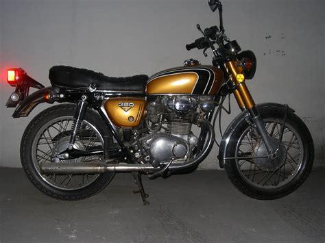 historia de una moto honda cb350 k4 de 1972 canariasenmoto