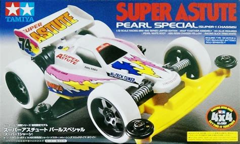 Astute Pearl Special Super1 Chassis tamiya 95023 astute pearl special 1 chassis