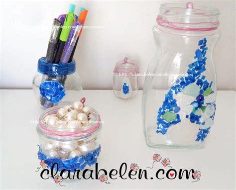 decorar botellas de cristal con estaño inspiraciones manualidades y reciclaje c 243 mo decorar