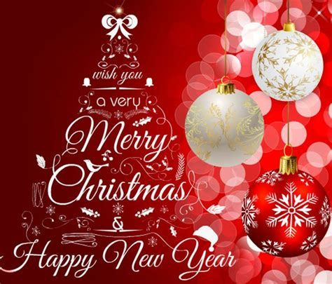 merry christmas  happy  year wishes quotes  messages images  merry
