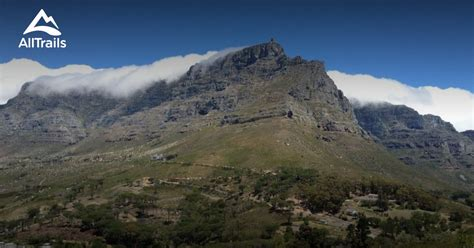 Park Bench Icon Best Trails In Table Mountain National Park Alltrails Com