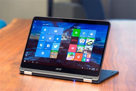 Laptop Acer Spin 7 acer spin 7 review digital trends