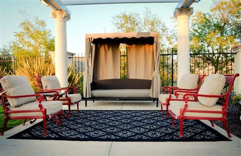 Fabric Patio Door Covering Ideas : Best Covered Patio