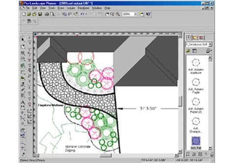 pro landscape design software landscape design software