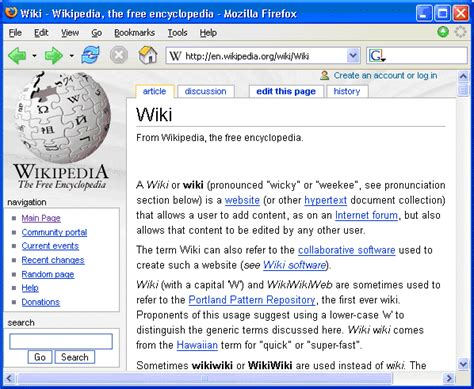how to create a wiki template web focus experiences of using a wiki for note taking at