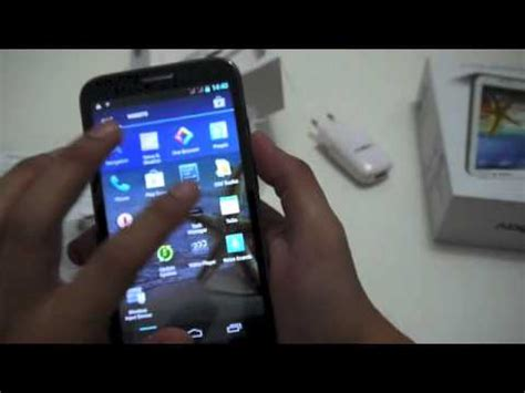 Advan S5 unboxing vandroid advan s5 f