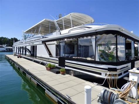 pontoon boats for sale in atlanta ga area 2006 sumerset 21x106 106 foot 2006 house boat in buford