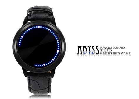 Jam Tokyo Flash Abyss Led Touch abyss lite japanese inspired touchscreen led abyss