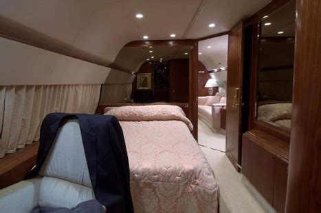private jets with bedrooms donald trump s personal jet for sale