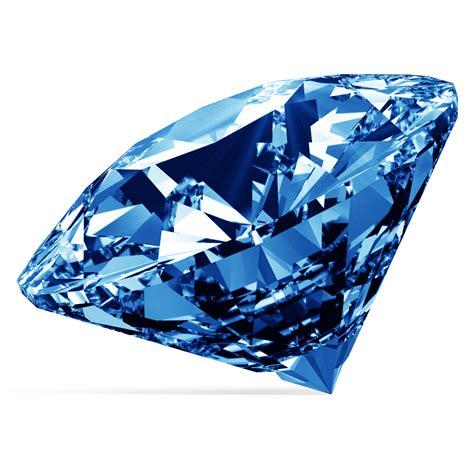 blue diamon blue transparent png stickpng