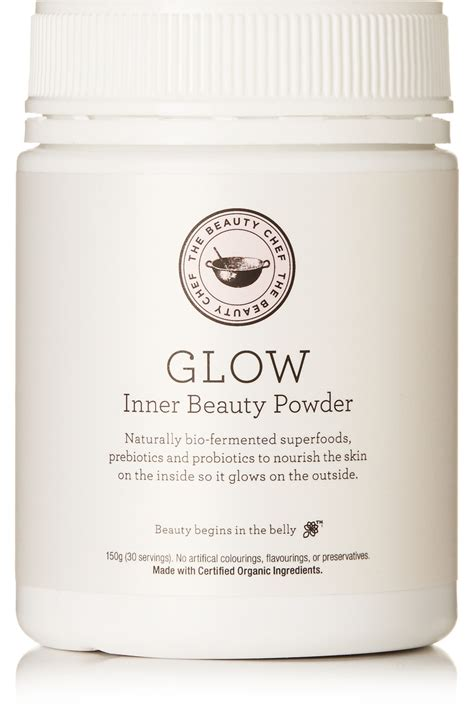 Tthe Chef Glow And Detox Powder by The Chef Glow Inner Powder The Salad