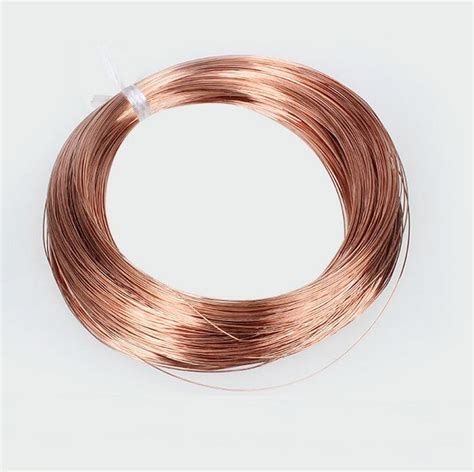 Wholesale Lot Soft Copper Wire Wire Line For Diy Jewelry 0 2 0 diameter 0 5mm 99 9 wholesale price copper wire string diy in electrical wires from home
