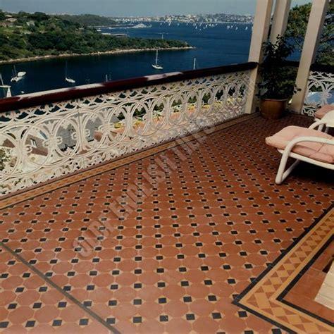 Verandah Tiles by Verandah Heritage Tessellated Tiles Olde Tiles
