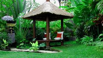 bali backyard designs balinese garden can serve as an additional choice to