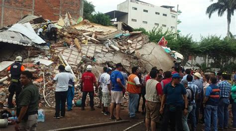 imagenes impactantes terremoto ecuador las fotos m 225 s impactantes del terremoto de 7 8 en ecuador