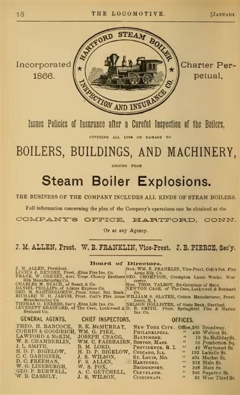 records of steam boiler explosions classic reprint books the locomotive magazine vintage railroading history