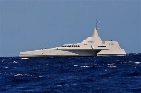 trimaran ship trimaran kcr fast missile patrol vessel fmpv