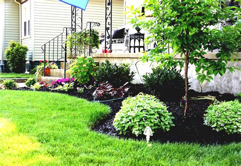 house flower garden flower gardens in front of house modern house