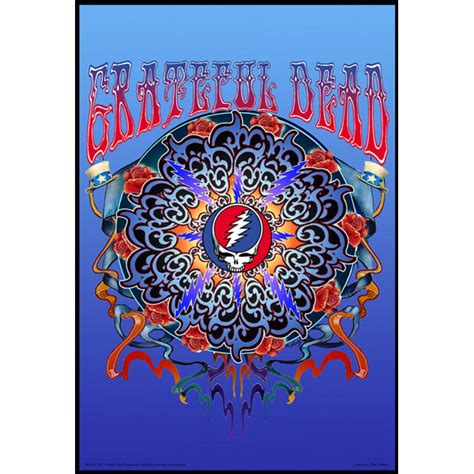 new year printable posters grateful dead new years poster print rockabilia