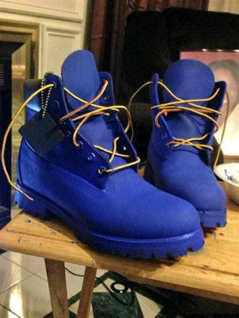 colored timbs shoes blue timberlands blue timbs royal blue