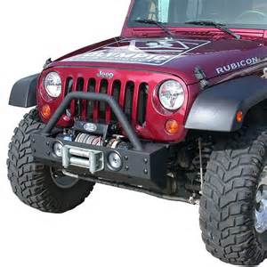 olympic rescue front winch bumper for 2007 08 jeep wrangler jk