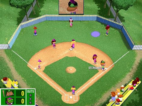 Backyard Baseball 2001 Version by Backyard Baseball 2001 Version Softresearch